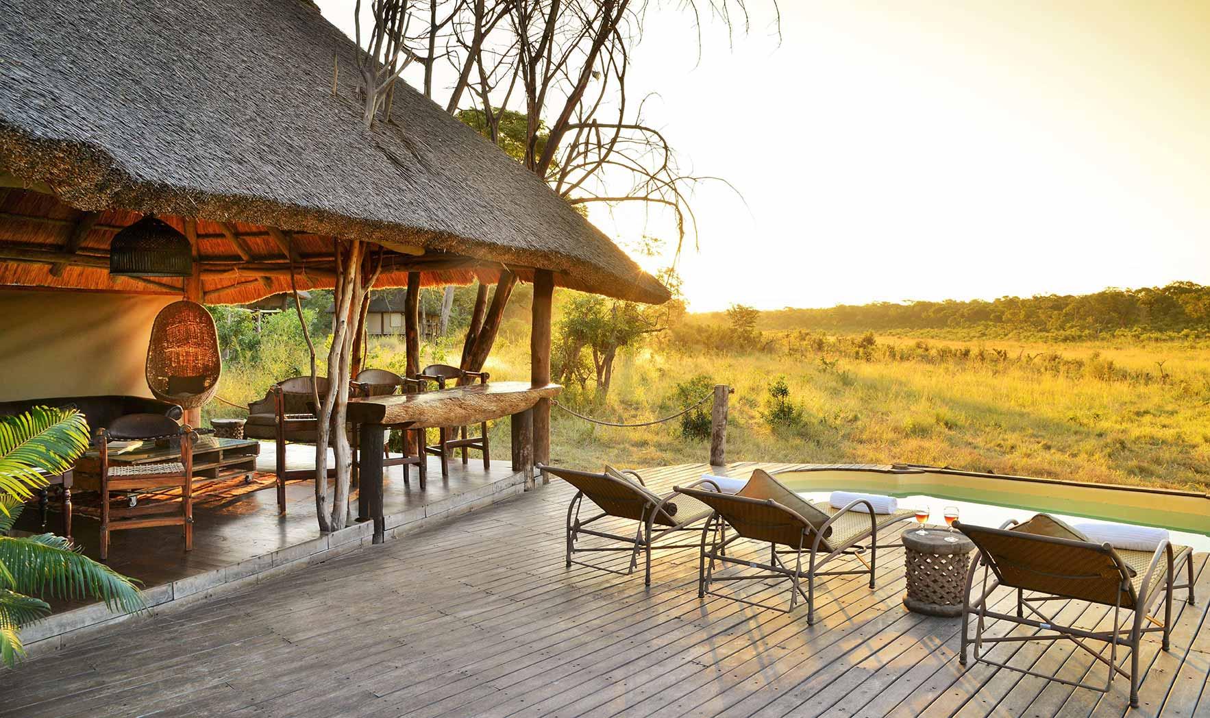Khulu Bush Camp The Amalinda Safari Collection
