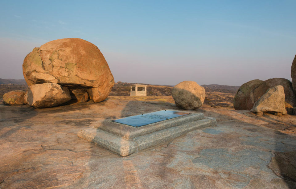 Visit the world famous tomb of Cecil John Rhodes